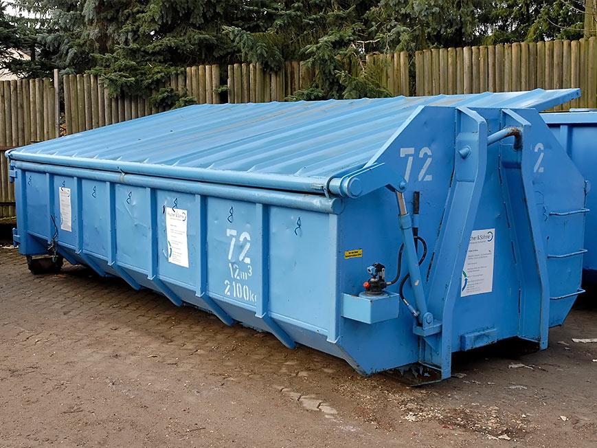 Preisliste für Containerbereitstellung: Entsorgungs-Fachbetriebs ...